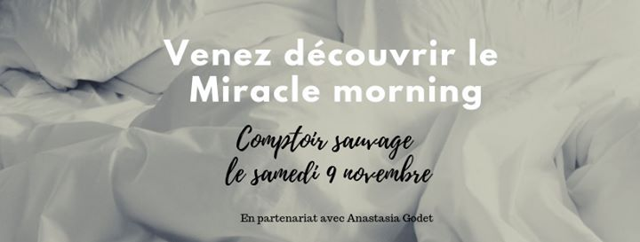 Initiation au miracle morning